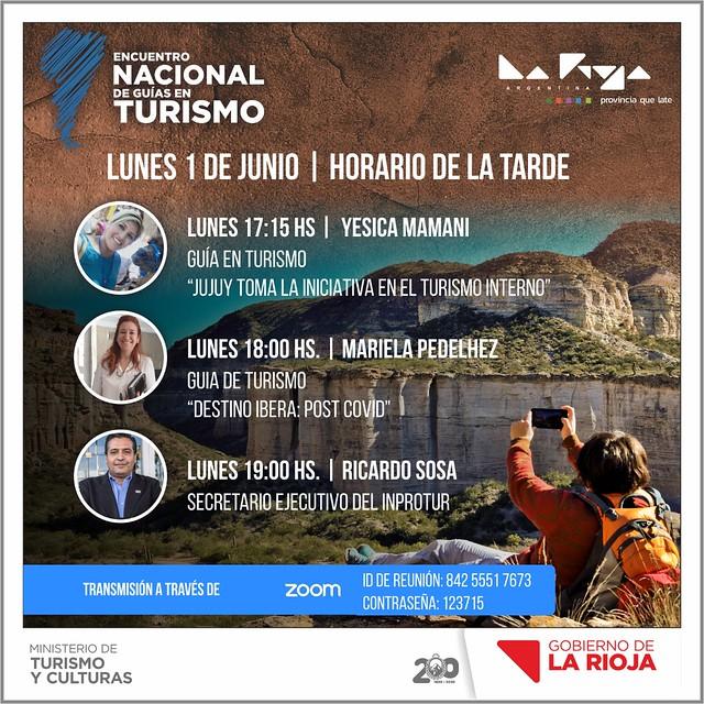 Encuentro Nacional de Guías de Turismo de la República Argentina (1)