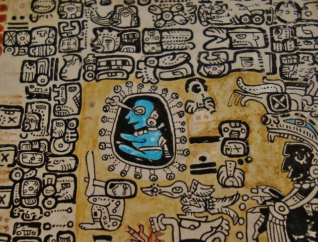 MEXICO, Maya-Kultur im Museum in Chetumal, 19776