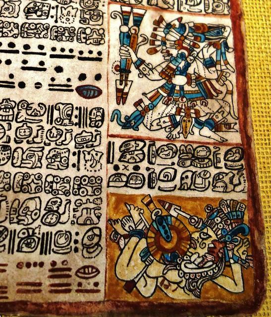 MEXICO, Maya-Kultur im Museum in Chetumal, 19777
