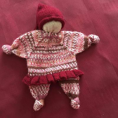 Sandi also knit this Knubbelchen by pezi888