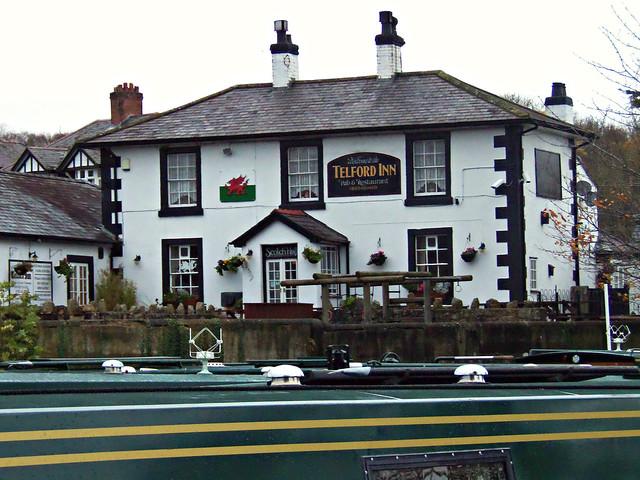 Telford Inn, Trevor, Wales