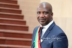 Abdoulaye KONATÉ, Président de la Commission des Finances de l´Assemblée nationale du Mali - 1 sur 1