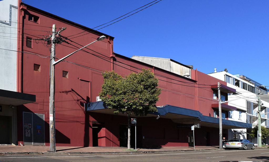 Hayden Orpheum, Cremorne, Sydney, NSW.