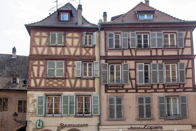 Armchair Traveling - Colmar, France