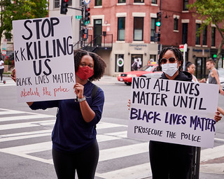 George Floyd Black Lives Matter Protest, 14th & U Streets, 5/29/20 | by Geoff Livingston