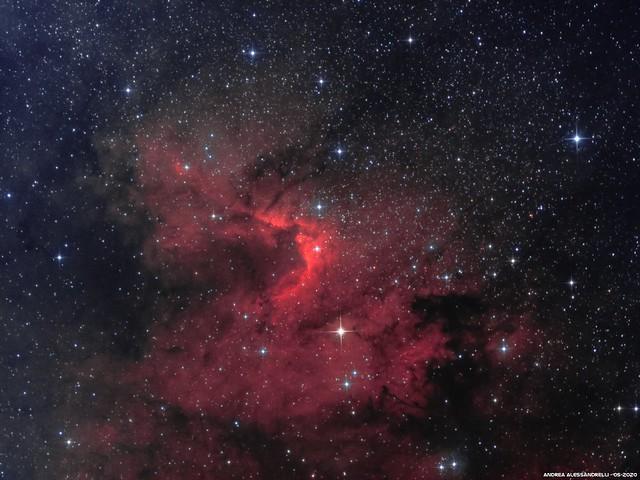 Sh2-155 - Caldwell 9 - The Cave Nebula
