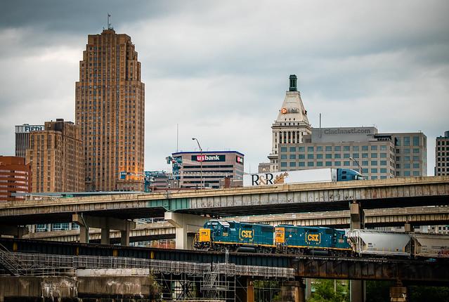 CSX 2813 - Cincinnati, Ohio