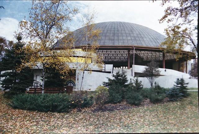 Rainbow Stage, circa 1988 - 1989.