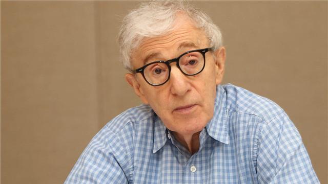 Woody Allen says he hasn't made