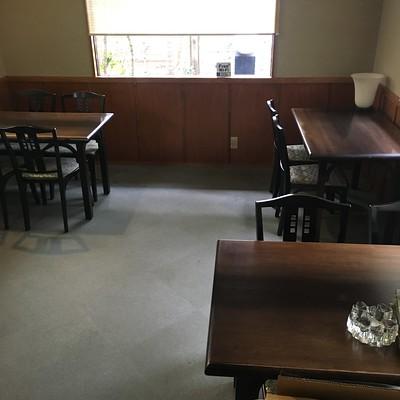 アフターコロナのテーブルの配置