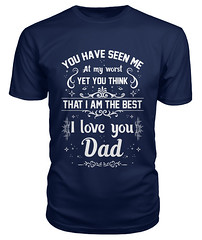 Dad t_shirt design for fathers day