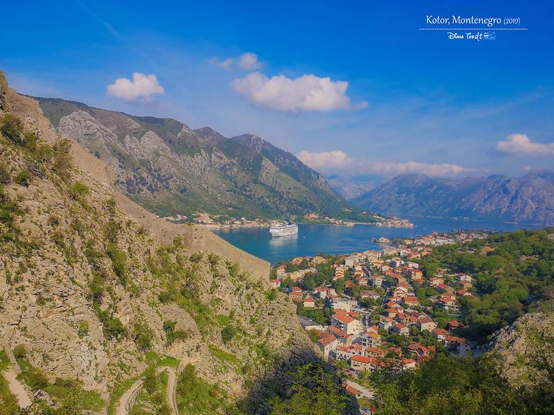 2019 Montenegro Kotor San Giovanni Fort 02