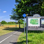 Ashton Park information board