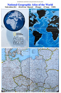 National Geographic Atlas of the World Ninth edition 2011