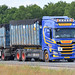 Posthumus Transport Menaem Scania R450 A28 Rouveen