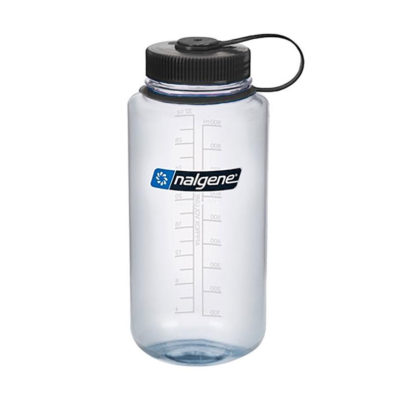 Nalgene: Tritan Wide Mouth 32 oz Clear Water Bottle