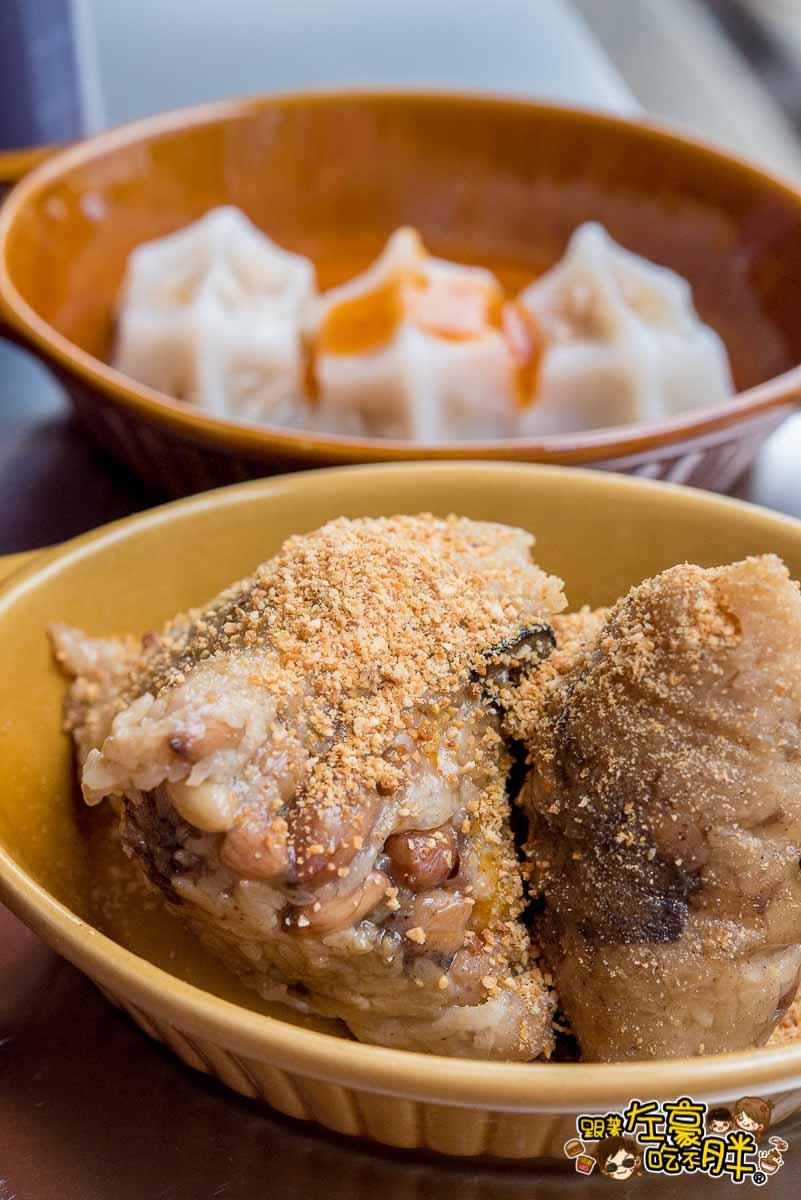 高雄左營美食 丁丁姐肉粽肉圓-21