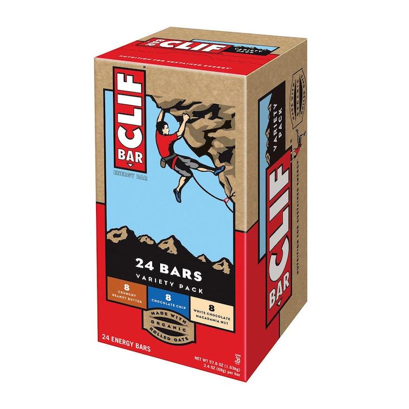 CLIF: Clif Bar Variety Pack