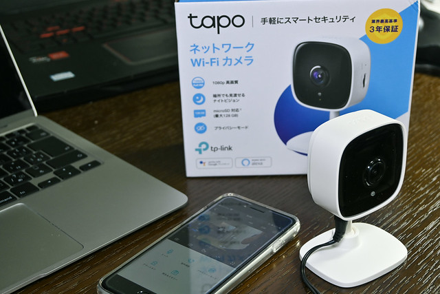 Tapo C100