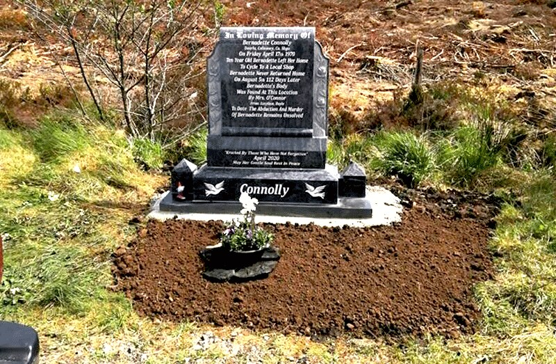 Bernadette Connolly Memorial