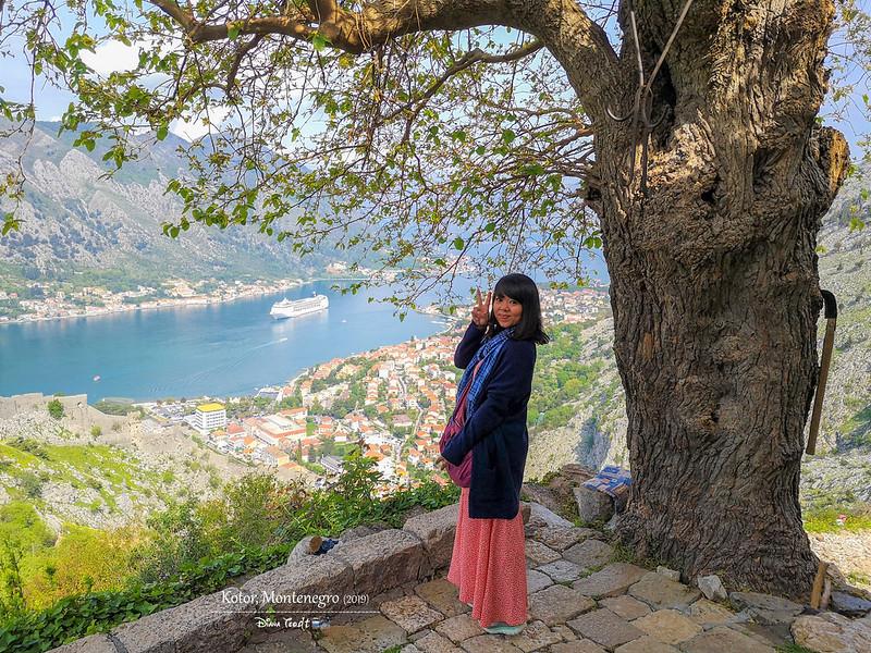 2019 Montenegro Kotor San Giovanni Fort 04