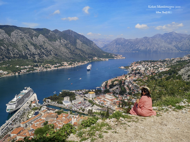 2019 Montenegro Kotor San Giovanni Fort 07
