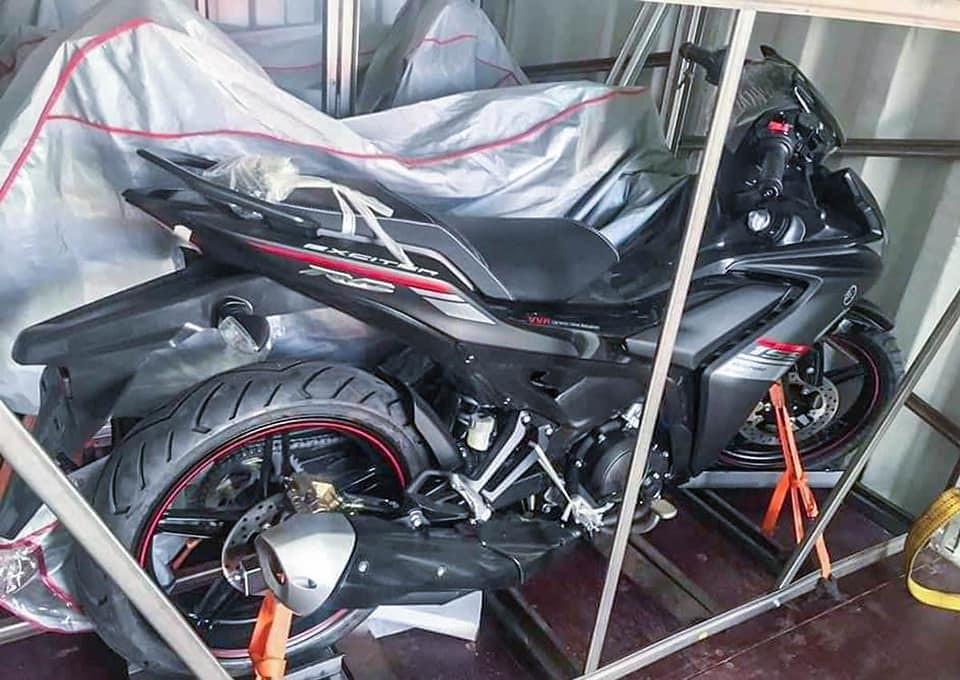 All New Yamaha MX King Spyshot SV