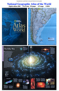 National Geographic Atlas of the World Eighth edition 2005