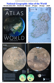 National Geographic Atlas of the World Eleventh edition 2020