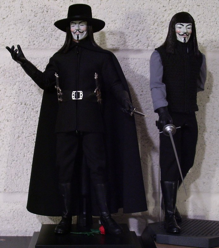 ToysPower - NEW PRODUCT: Toyspower CT013 1/6 Scale V for VENDETTA 2.0 49951382683_03fe88a40b_c