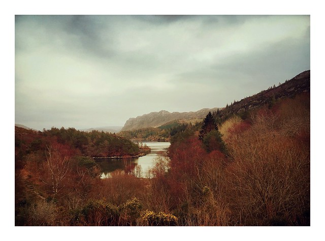 Loch Carrron, from Plockton, Lochaber