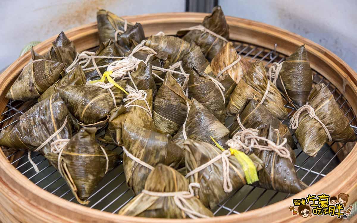 高雄左營美食 丁丁姐肉粽肉圓-8