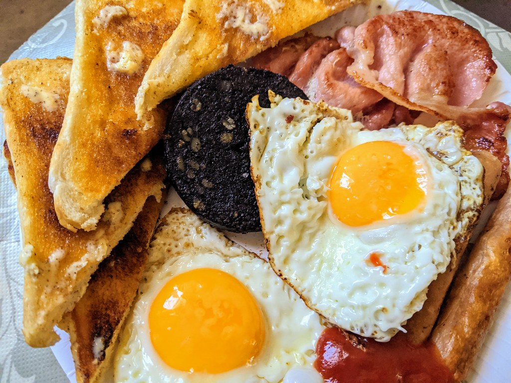 Simple English Fry-up