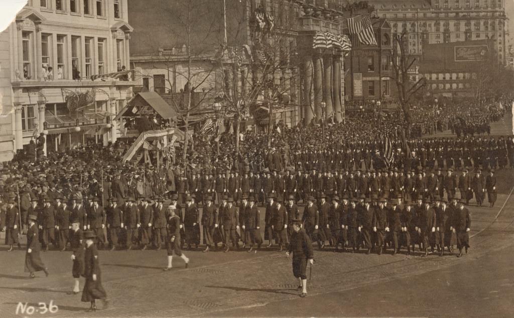 Navy women 1919 obv