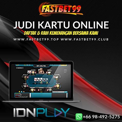 Rekomendasi Terbaik Situs Judi Kartu Online Terpercaya Hanya Di IDNPLAY Fastbet99