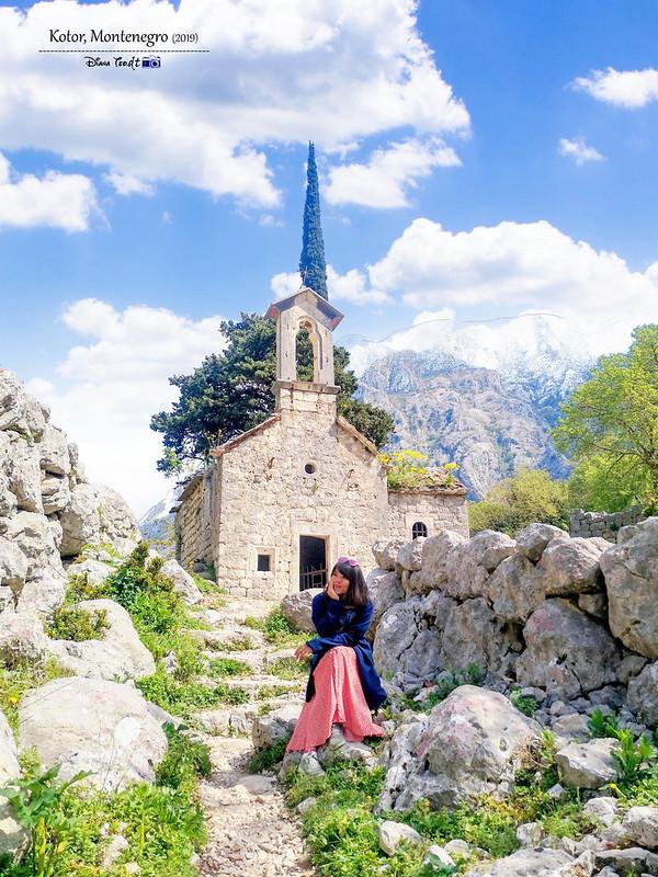 2019 Montenegro Kotor San Giovanni Fort 05