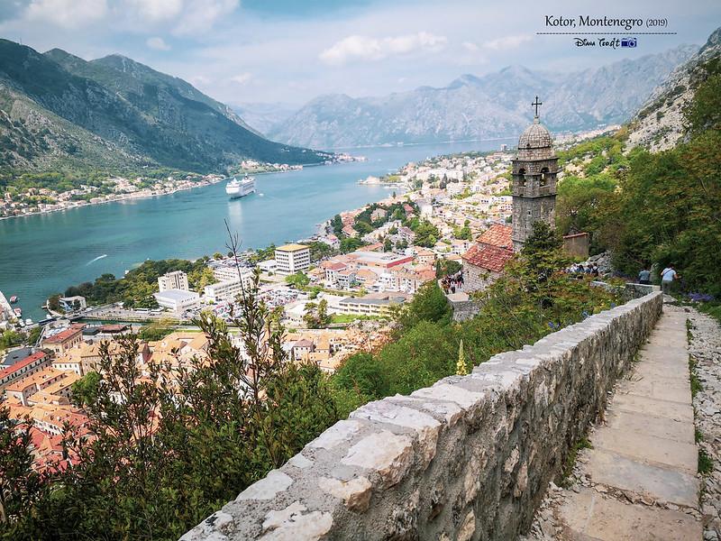 2019 Montenegro Kotor San Giovanni Fort 10