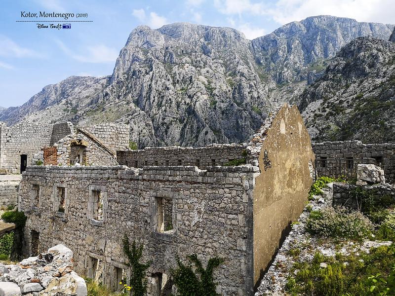 2019 Montenegro Kotor San Giovanni Fort 09