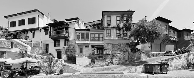 Old town of Kavala