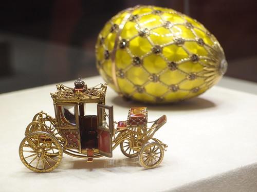 Huevo de Faberge