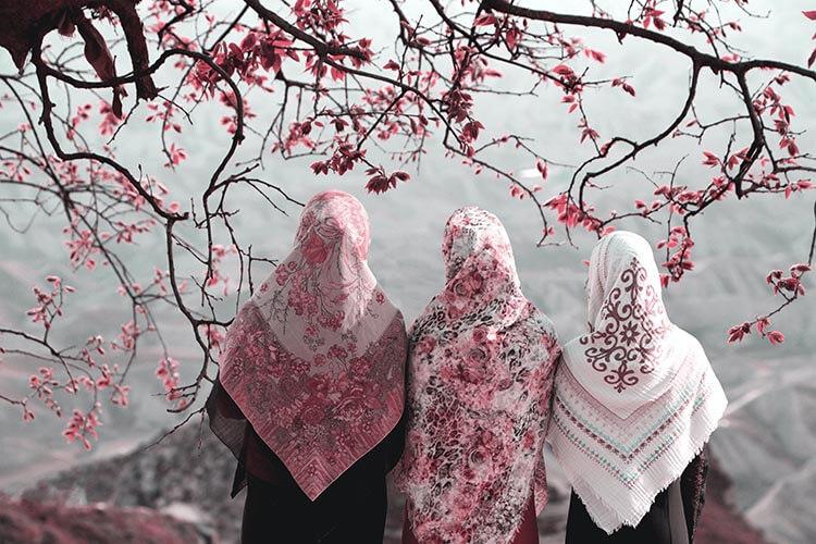 Busana Muslimah di Singapura