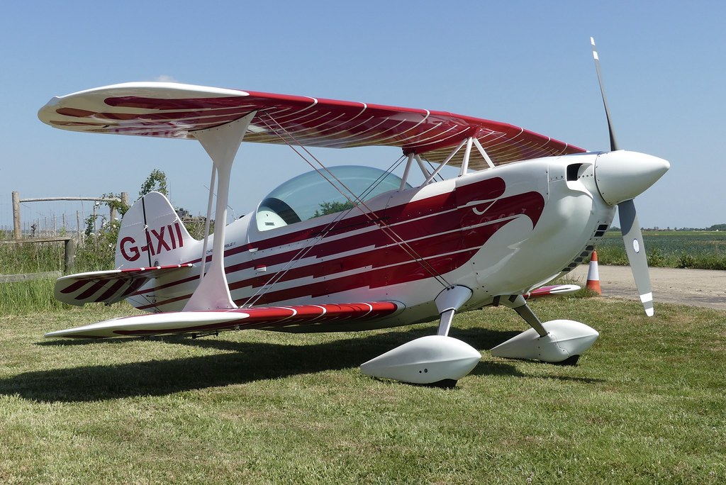 Christen Eagle II G-IXII