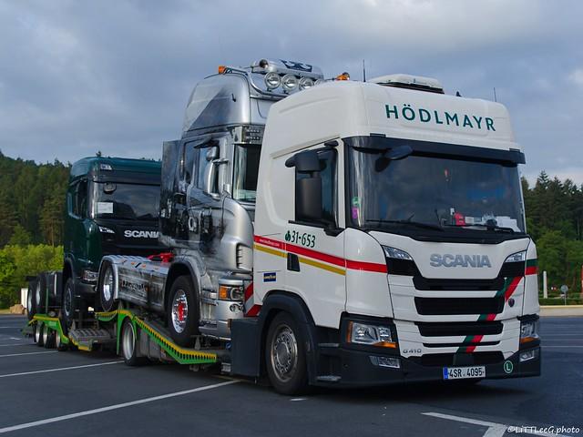 Scania G410 NG Hödlmayr (CZ)