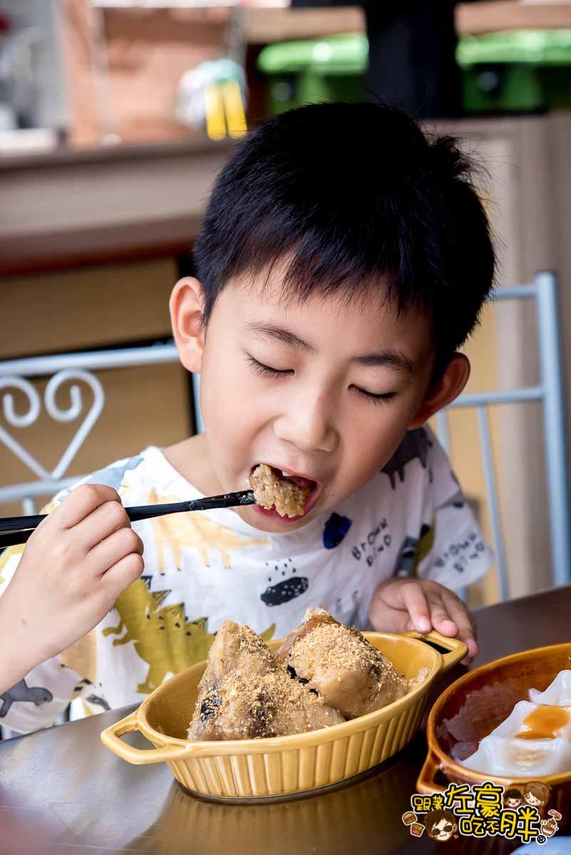 高雄美食 丁丁姐肉粽肉圓-2