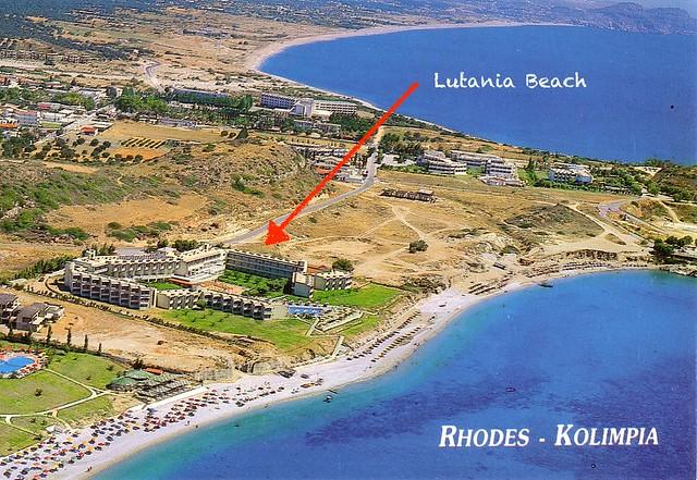 Rhodos - Kolympia 02 - Lutania Beach Hotel copy