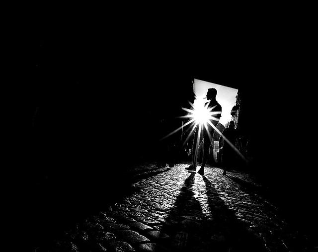 """ The Dark Sun "" by Mirela Momanu"