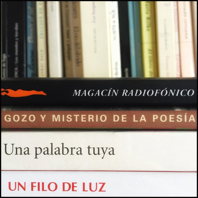 Magacín radiofónico en estado de alarma 30.5.20 #yomequedoencasa #frenarlacurva #haikusdestanteria #quedateencasa