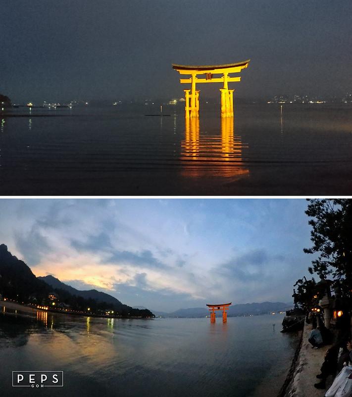 miyajima-itsukushima-otorii-sunset