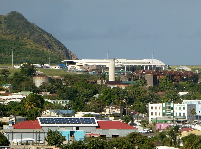 St. Kitts - Robert L. Bradshaw Airport