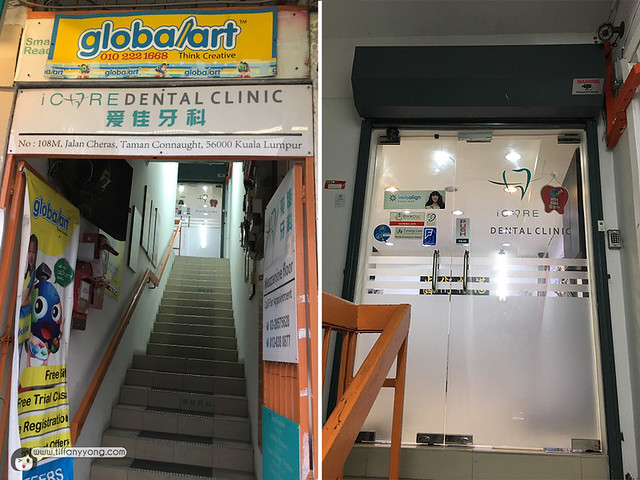 icare-dental-taman-connaught